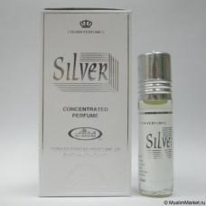 "Масляные духи ""Silver"" от Al-Rehab 6 мл"